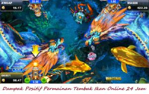 Dampak Positif Permainan Tembak Ikan Online 24 Jam