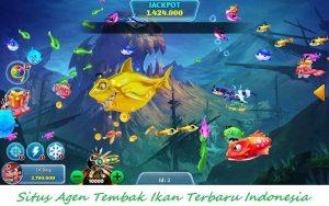 Situs Agen Tembak Ikan Terbaru Indonesia